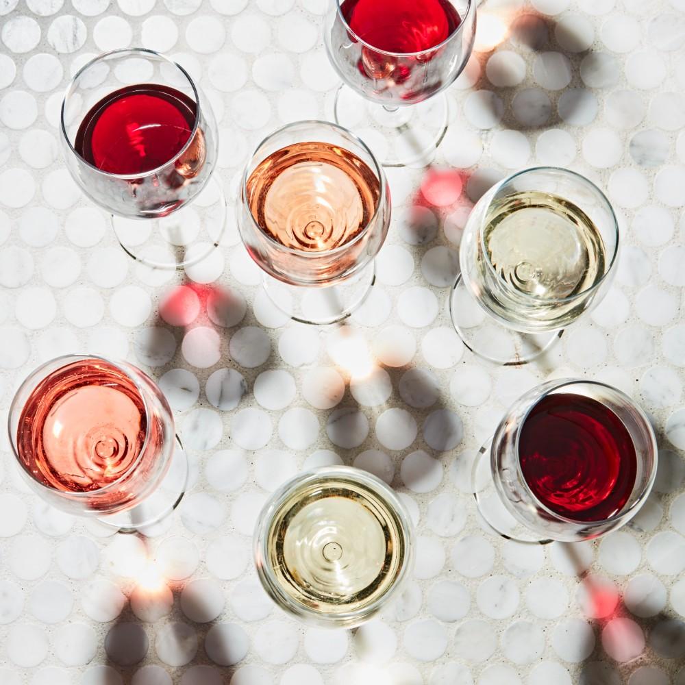Les couleurs des vins du Val de Loire