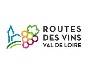 Logo routes des vins du Val de Loire