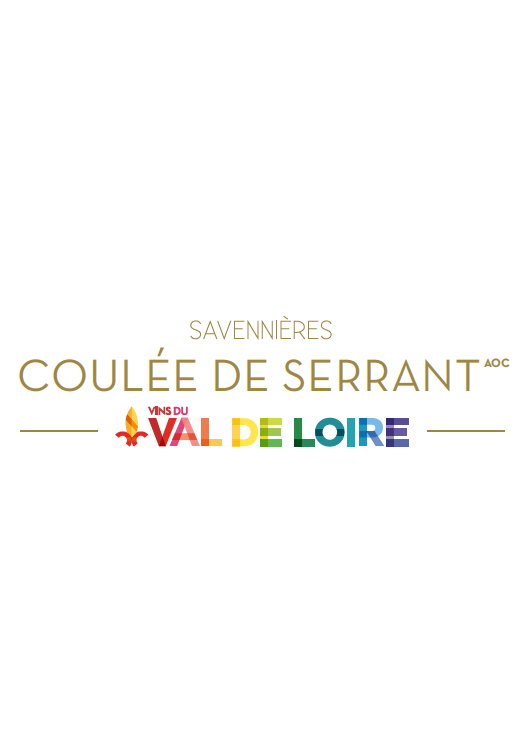 Poster of Savennières Coulée de Serrant, a white wine with an excellent persistence of flavour