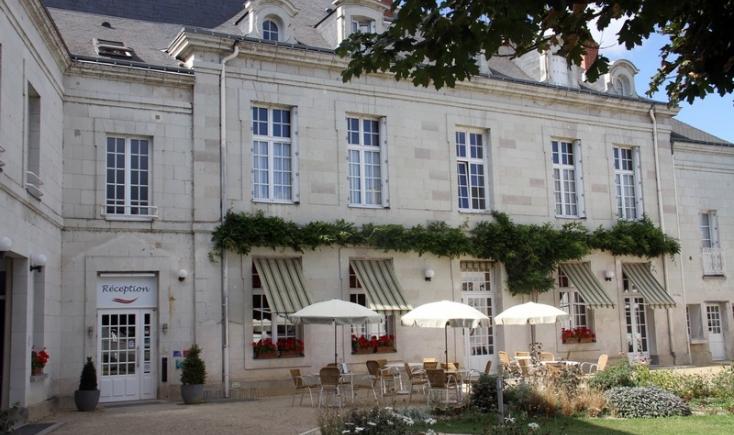 Restaurant Domaine De La Blairie St Martin De La Place