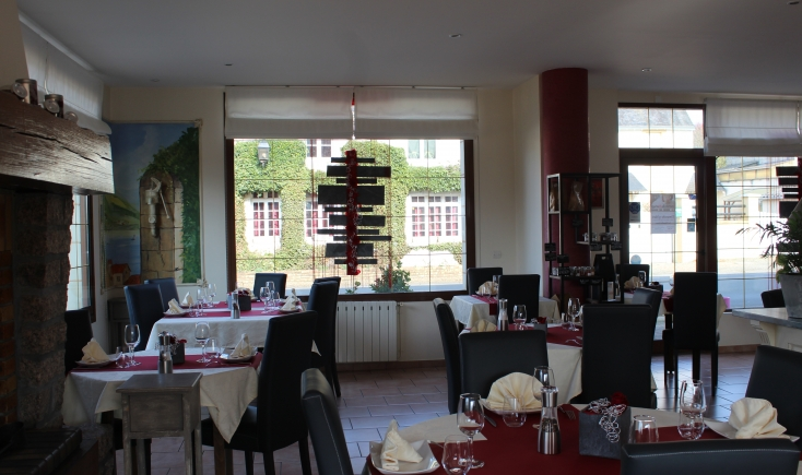 Restaurant au jardin des saveurs route du vignoble du for Au jardin restaurant