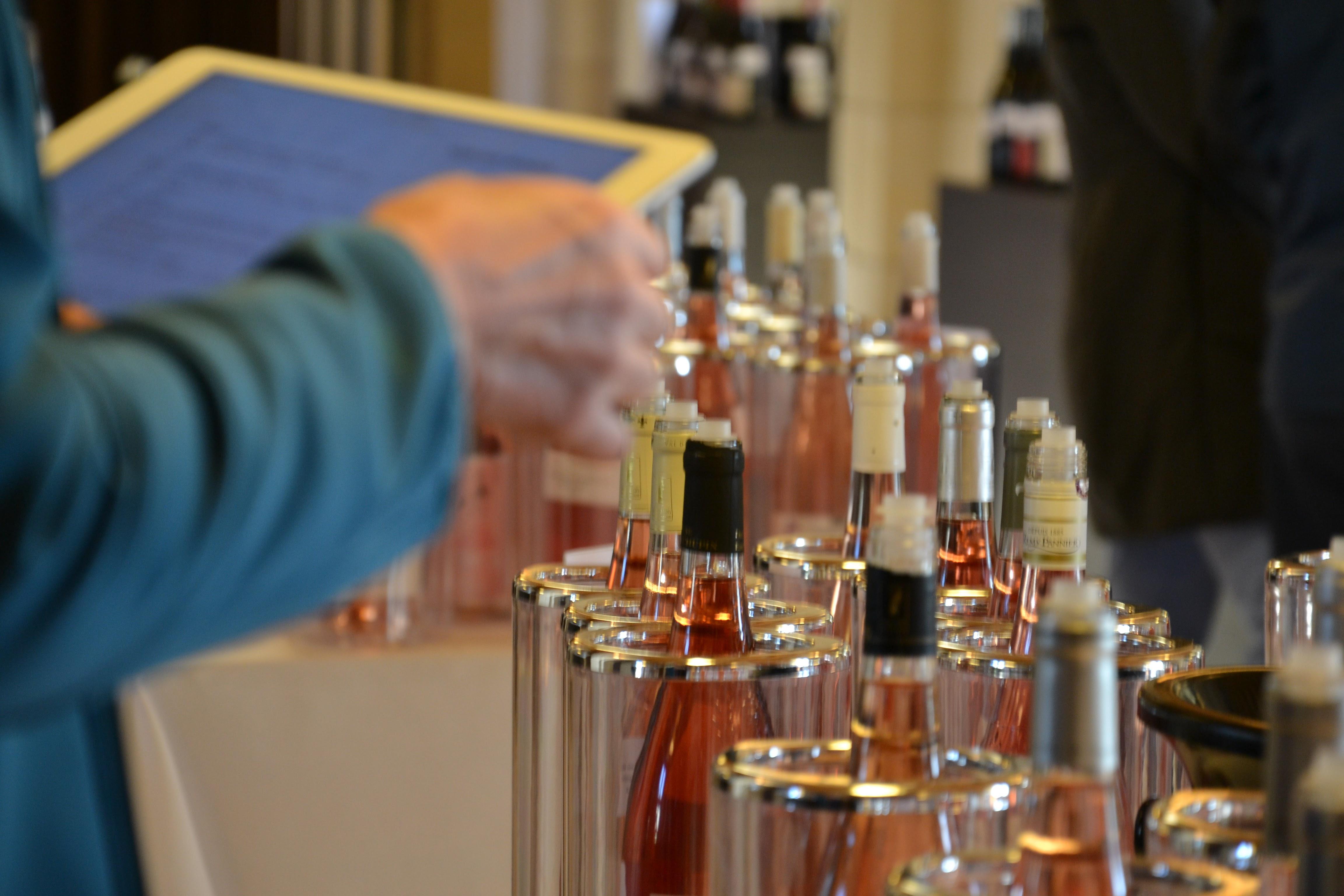 Loire Valley Wines tasting